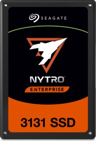 Seagate Nytro 3031-Series - 0.8DWPD 3131 Read Intensive 7.68TB, SED FIPS, SAS (XS7680TE70024)
