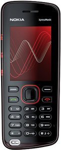 Nokia 5220 red