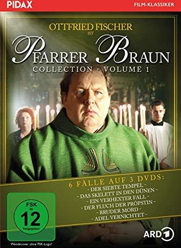 Pfarrer Braun Vol. 1 -- via Amazon Partnerprogramm