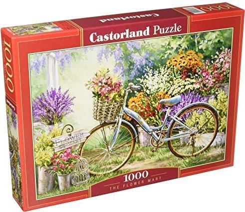 Castorland The Flower Mart (C-103898) -- via Amazon Partnerprogramm