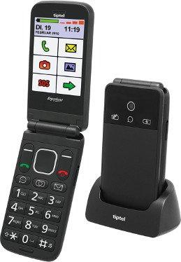 tiptel Ergophone 6370 Pro schwarz