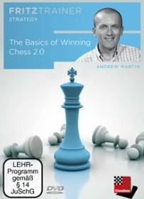 Chessbase Andrew Martin: The Basics of Winning Chess Vol. 2 - Technique is everything (englisch) (PC)