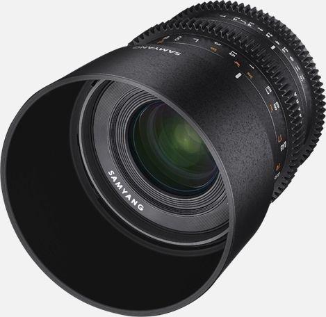 Samyang 35mm T1.3 AS UMC CS für Fujifilm X schwarz