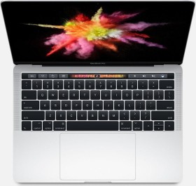 """Apple MacBook Pro 13.3"""" silber, Core i5-7267U, 8GB RAM, 512GB SSD [2017] (MPXY2D/A)"""