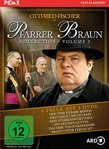 Pfarrer Braun Vol. 2 -- via Amazon Partnerprogramm