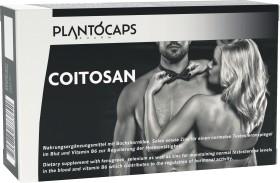 Bild plantoCAPS Coitosan Kapseln,   60 Stück