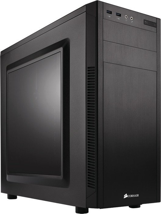 Corsair carbide Series 100R, acrylic window (CC-9011075-WW)