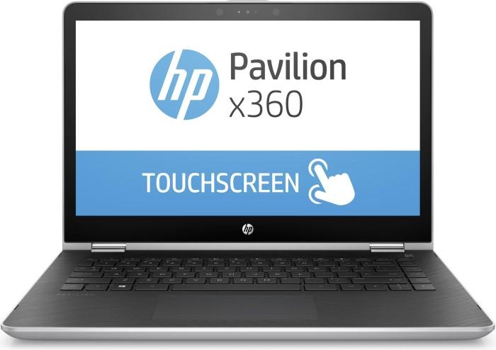 HP Pavilion x360 14-ba027ng grau (2QE59EA#ABD)