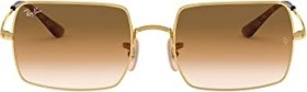 Ray-Ban RB1969 Rectangle 1969 54mm gold/light brown gradient (RB1969-914751)
