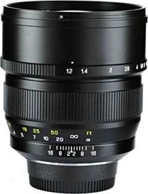 Mitakon Speedmaster 85mm 1.2 für Nikon F
