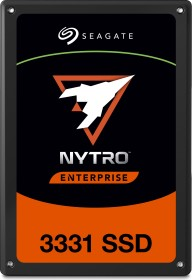 Seagate Nytro 3031-Series - 1DWPD 3331 Scaled Endurance 3.84TB, SED FIPS, SAS (XS3840SE70024)
