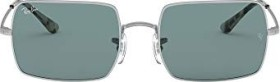 Ray-Ban RB1969 Rectangle 1969 54mm silver/azure-blue gradient (RB1969-919756)