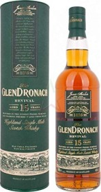 GlenDronach 15 Years old Revival 700ml