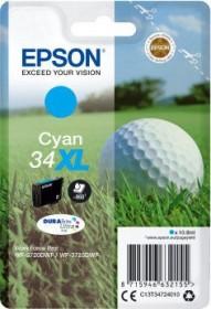 Epson Tinte 34 XL cyan (C13T34724010)