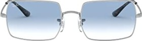 Ray-Ban RB1969 Rectangle 1969 54mm silver/light blue gradient (RB1969-91493F)