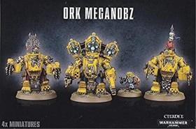 Games Workshop Warhammer 40.000 - Orks - Meganobz (99120103035)