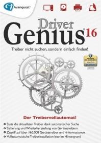 Avanquest Driver Genius 16, ESD (deutsch) (PC)