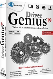 Avanquest Driver Genius 19 (deutsch) (PC)