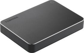 Toshiba Canvio Premium 2018 grau 4TB, USB 3.0 Micro-B (HDTW240EB3CA)