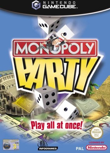Monopoly Party (niemiecki) (GC) -- via Amazon Partnerprogramm