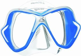 Mares X-Vision Liquidskin double-glass mask