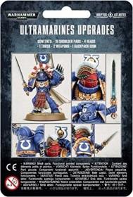 Games Workshop Warhammer 40.000 - Upgrades: Ultramarines (99070101015)