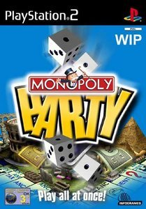 Monopoly Party (German) (PS2)