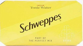 Schweppes Slimline indian Tonic Water 12x 150ml