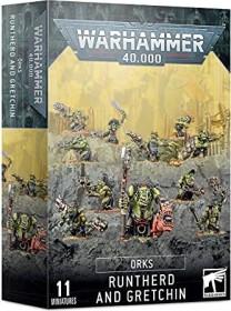 Games Workshop Warhammer 40.000 - Orks - Gretchin (99120103053)