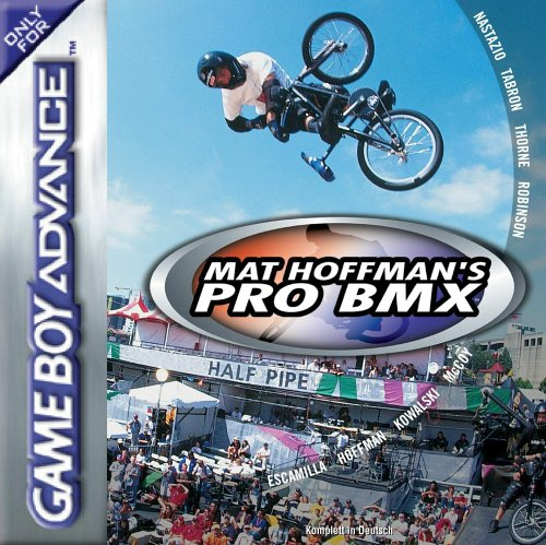 Mat Hoffman's Pro BMX (GBA) -- via Amazon Partnerprogramm