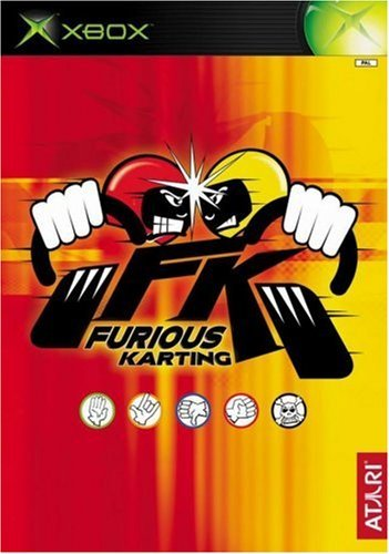 Furious Karting (niemiecki) (Xbox) -- via Amazon Partnerprogramm