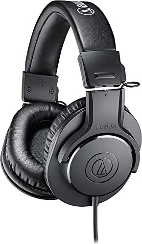 Audio-Technica ATH-M20x czarny -- via Amazon Partnerprogramm