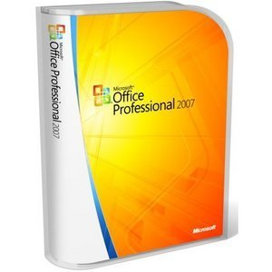 Microsoft: Office 2007 Professional (englisch) (PC) (269-10342)