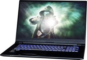 Nexoc GC7 728IGS 20V1, Core i7-10750H, 16GB RAM, 500GB SSD, 256GB SSD, GeForce RTX 2080 SUPER Max-Q, Windows 10 Home (56196)