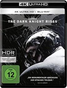The Dark Knight Rises (4K Ultra HD)