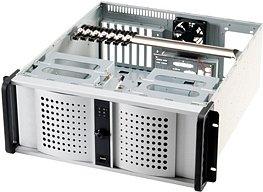 Fantec TCG-4800X hellgrau, 4HE (versch. Netzteile)