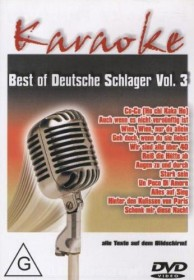 Karaoke: Best of Deutsche Schlager Vol. 3 (DVD)