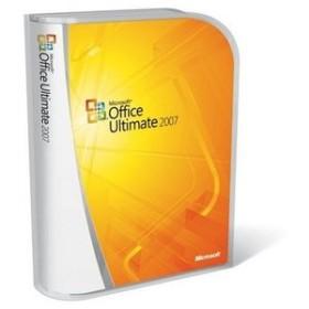 Microsoft Office 2007 Ultimate (English) (PC) (76H-00049)