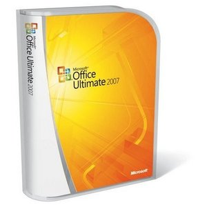 Microsoft: Office 2007 Ultimate (English) (PC) (76H-00049)