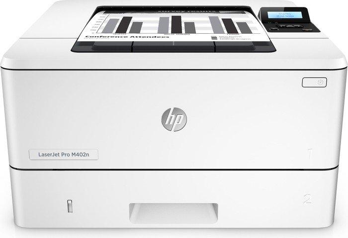HP LaserJet Pro M402n, S/W-Laser (C5F93A)