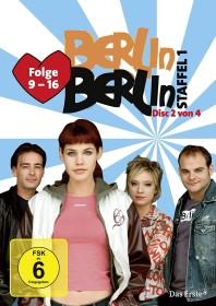 Berlin, Berlin Staffel 1.2 (DVD)