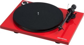 Pro-Ject Essential III Phono rot
