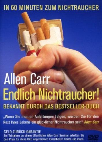 Allen Carr - Endlich Nichtraucher! -- via Amazon Partnerprogramm