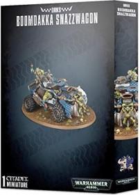 Games Workshop Warhammer 40.000 - Orks - Boomdakka Snazzwagon (99120103062)