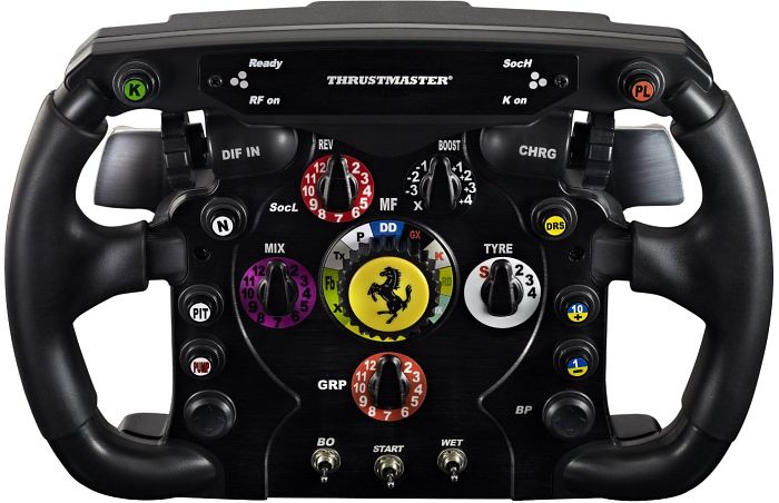 Thrustmaster F1 Wheel Add-On für T500 RS