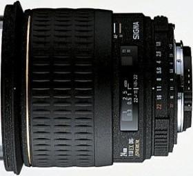 Sigma AF 24mm 1.8 EX DG Asp Makro für Sigma schwarz (432940)