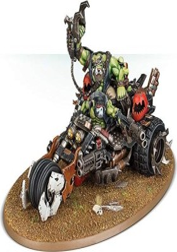Games Workshop Warhammer 40.000 - Orks - Deffkilla Wartrike (99120103063)