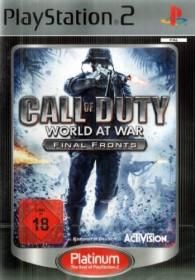 Call of Duty 5 - World at War (PS2)