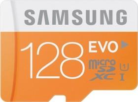 Samsung EVO R48 microSDXC 128GB, UHS-I, Class 10 (MB-MP128D/EU)