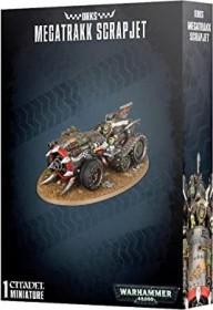 Games Workshop Warhammer 40.000 - Orks - Megatrakk Scrapjet (99120103065)